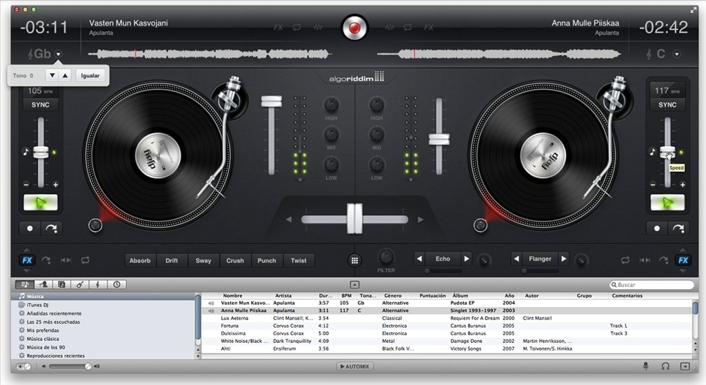 djay Pro 2 0 4 - Download for Mac Free