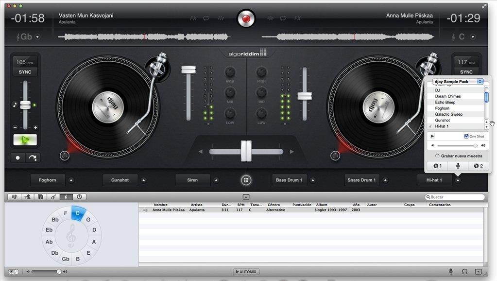 djay pro mac free download