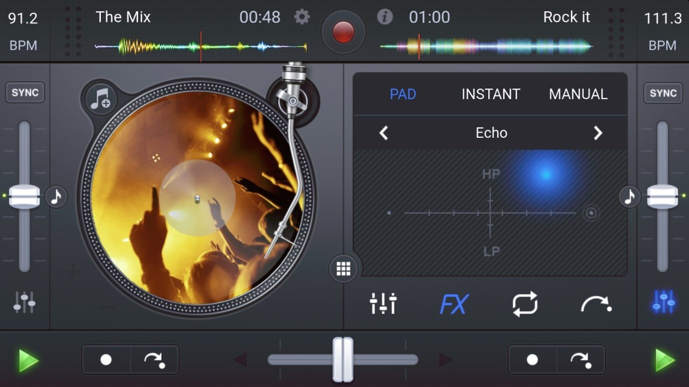 djay Free 2 3 4 - Download for Android APK Free