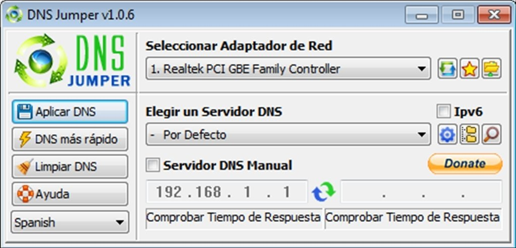 DNS Jumper 2.0