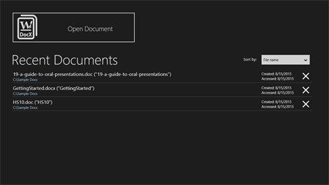 Document Reader & Editor image 4