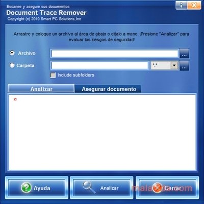 Document Trace Remover image 4