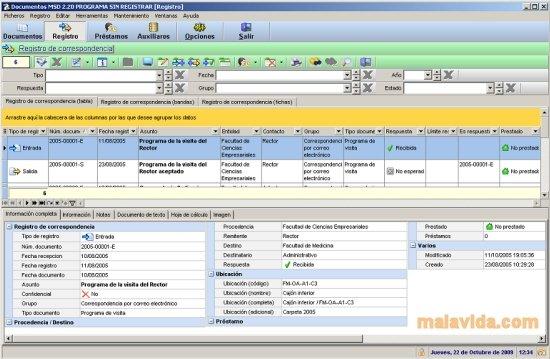 MSD Documents Multiuser image 3