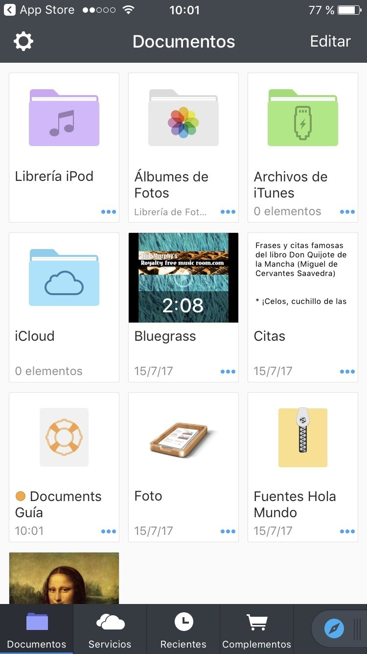 Documents 6 - File manager, PDF reader and browser - Download for