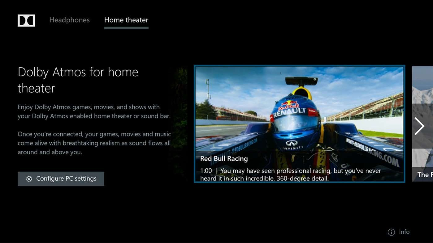Dolby Access 2 4 301 0 - Download for PC Free