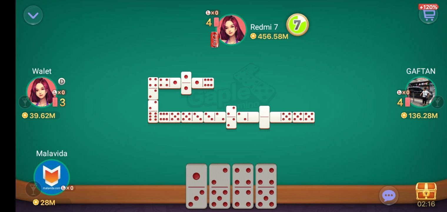 Domino Gaple 2 18 0 0 Download For Android Apk Free