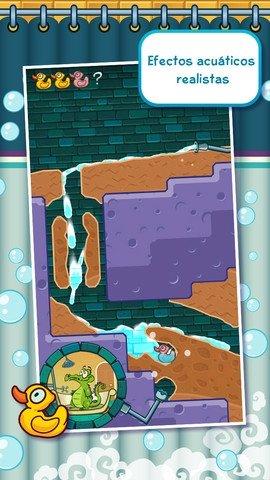 Jetez-vous à l'eau! iPhone image 5