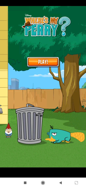 Mais, où est Perry? Android image 2