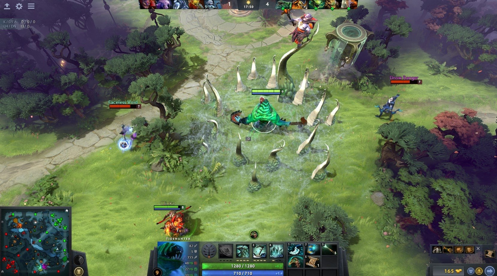 Dota 2 7 21d - Download for PC Free