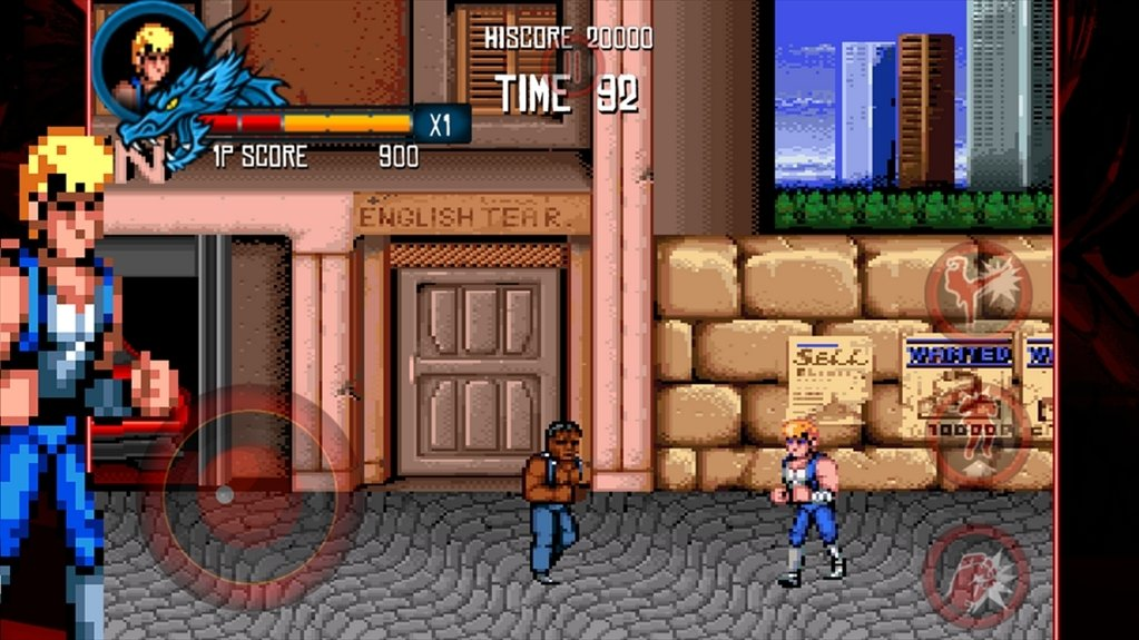 Double Dragon Trilogy Android image 4