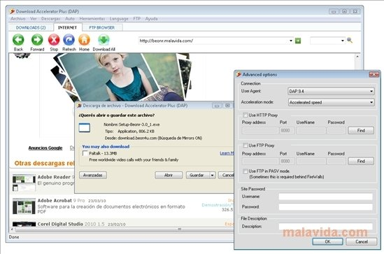 Download Accelerator Plus 10 0 6 0 - Download for PC Free