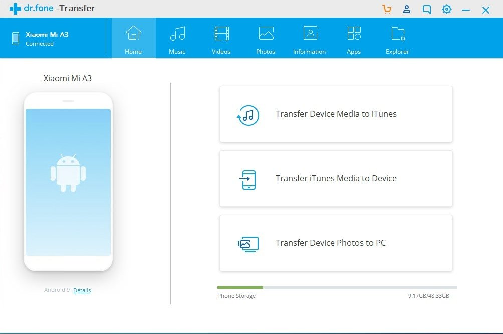dr fone toolkit free download
