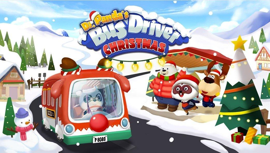 Dr. Panda's Christmas Bus Android image 6