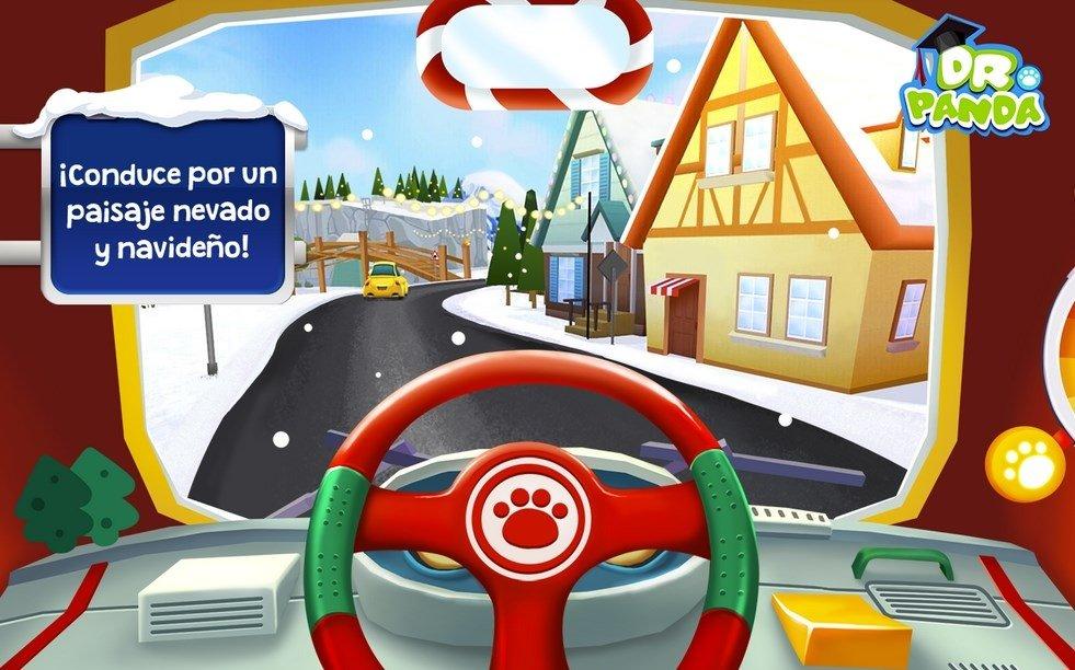 Dr. Pandas Weihnachts Bus 1.0.1 - Download für Android APK Kostenlos
