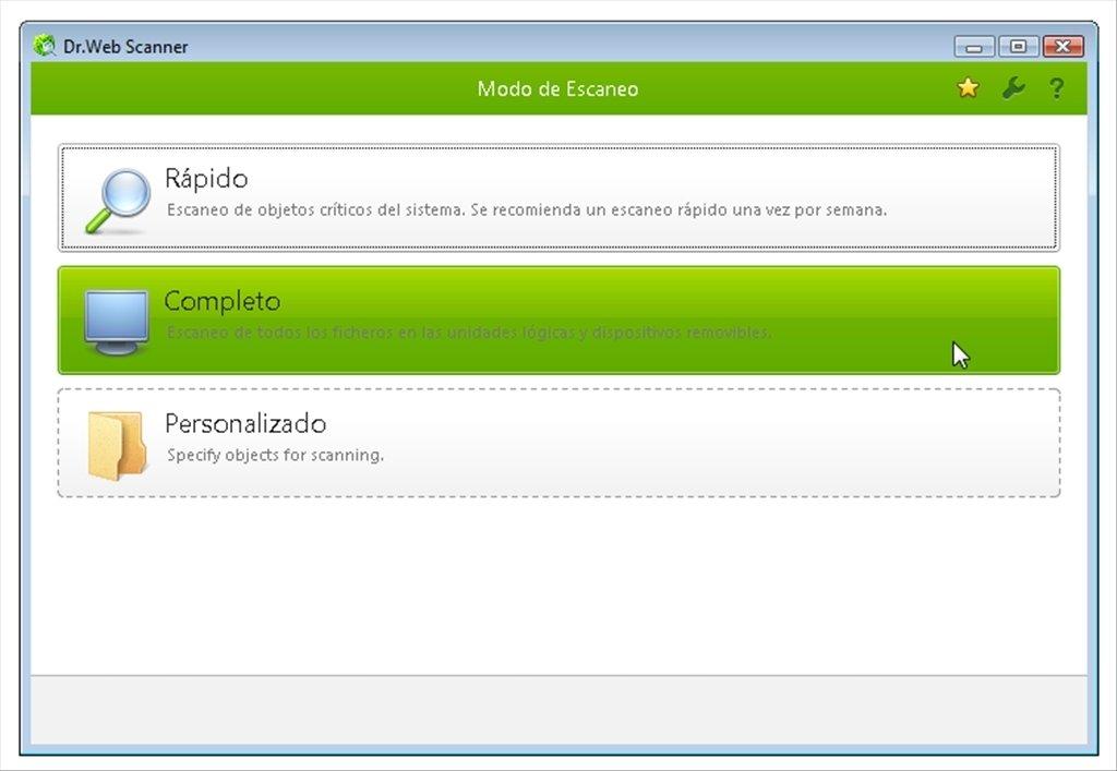dr web antivirus free download windows 7