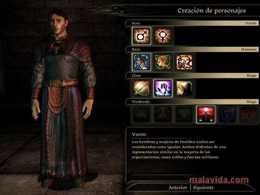 Dragon Age Origins Character Creator Download For Pc Free