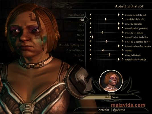 Dragon Age: Origins Character Creator - Download for PC Free