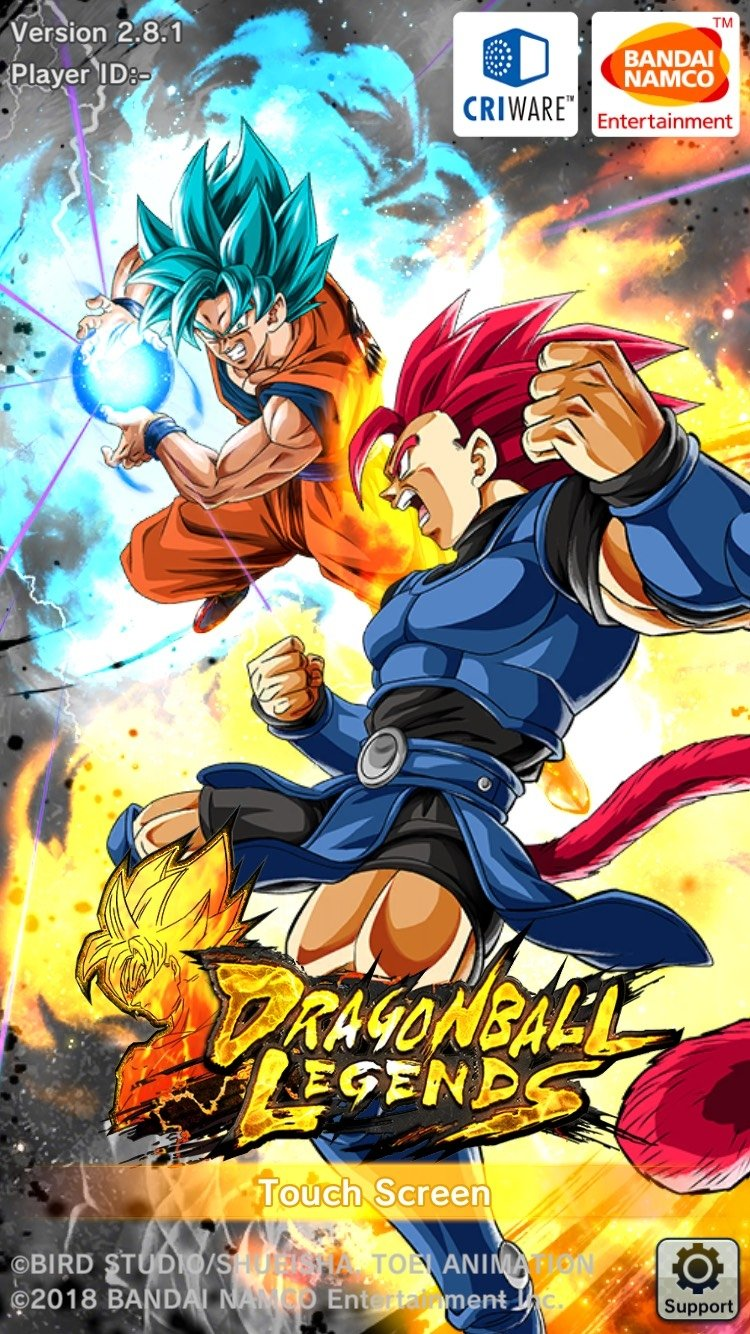 DRAGON BALL LEGENDS Download for iPhone Free