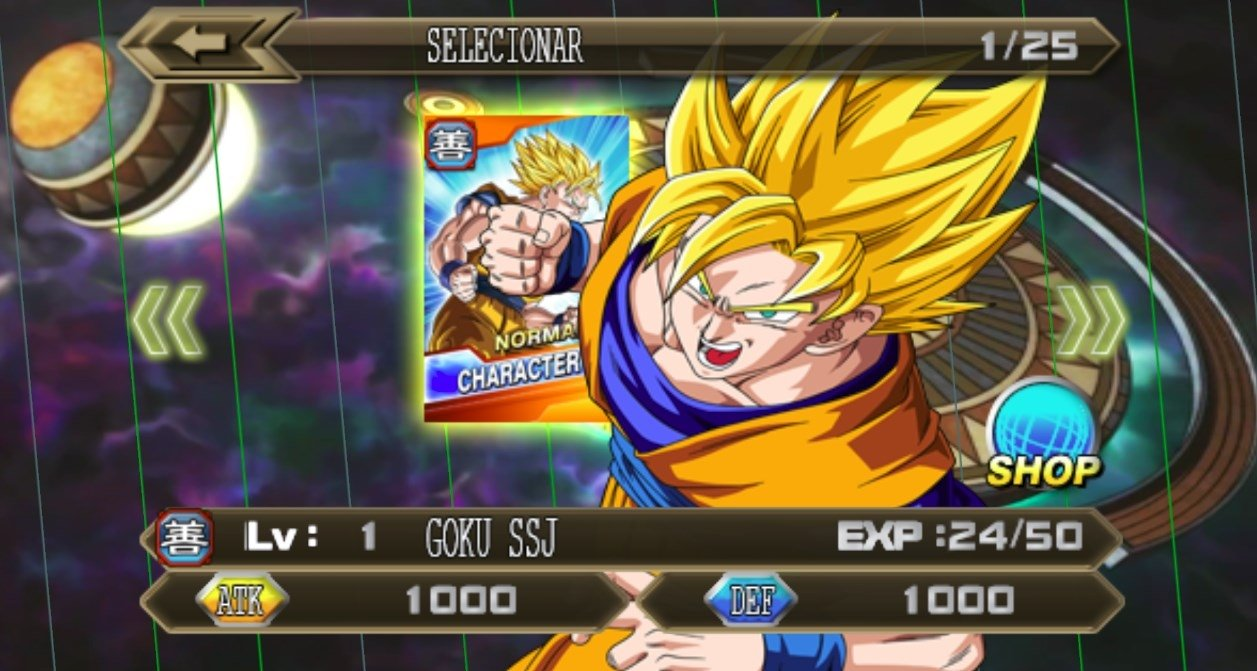 dragon ball tap battle apk + datos mega