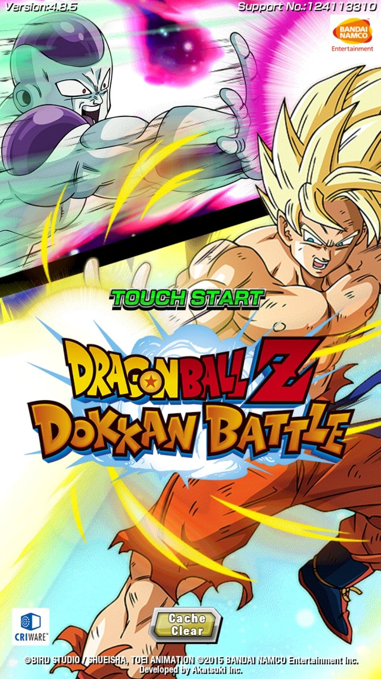 dragon ball dokkan battle japanese apk ios