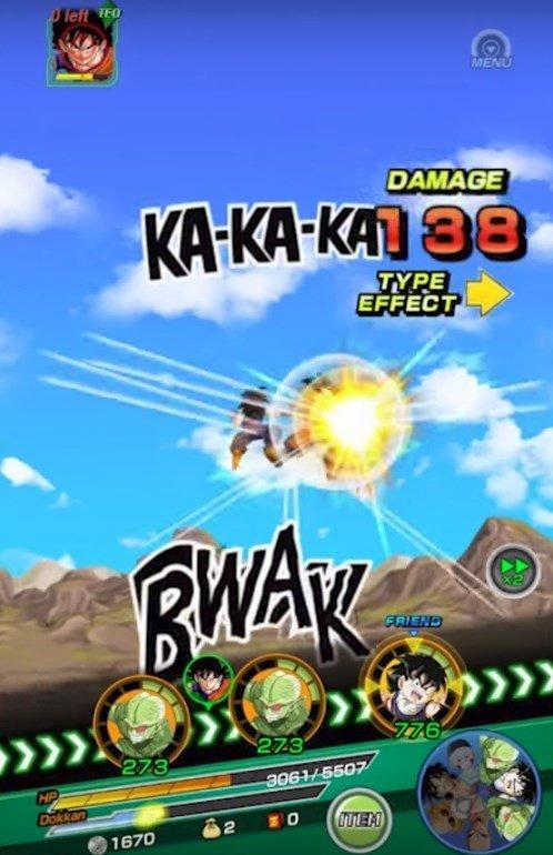dokkan battle apk pour pc