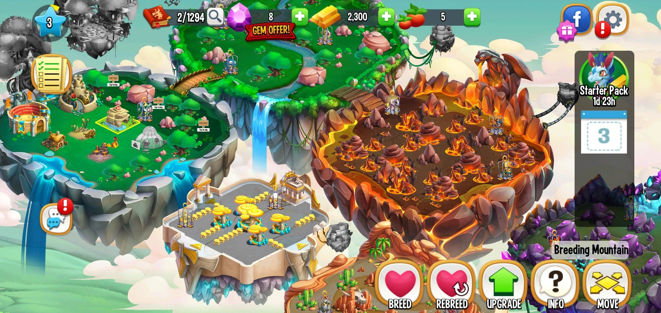 Dragon City Mod 11 0 0 Download For Android Apk Free