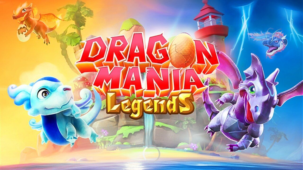 Dragon Mania Legends 4 7 0h - Download for Android APK Free