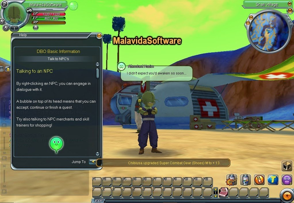Dragonball Online Baixar Para Pc Grátis