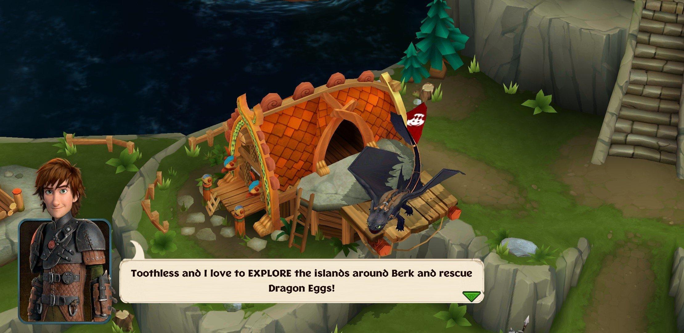 Dragons : l'envol de Beurk Android image 7