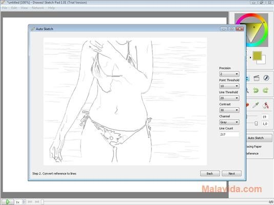 Drawez! Sketch Pad