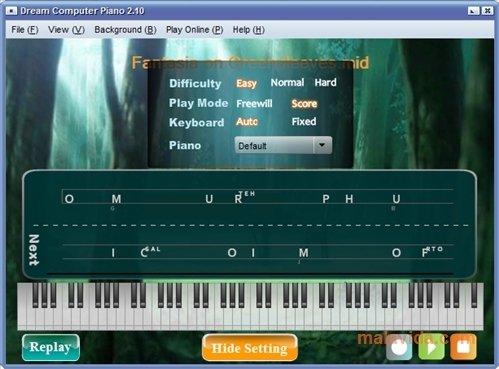 Dream Computer Piano image 4