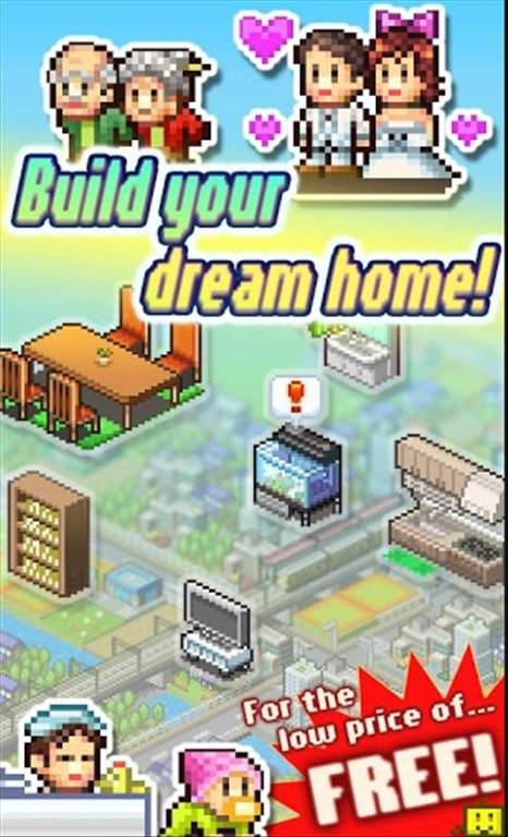 Dream House Days Android image 8