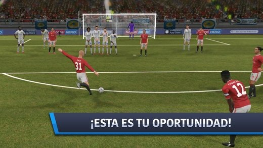 Dream League Soccer 2017 iPhone image 5