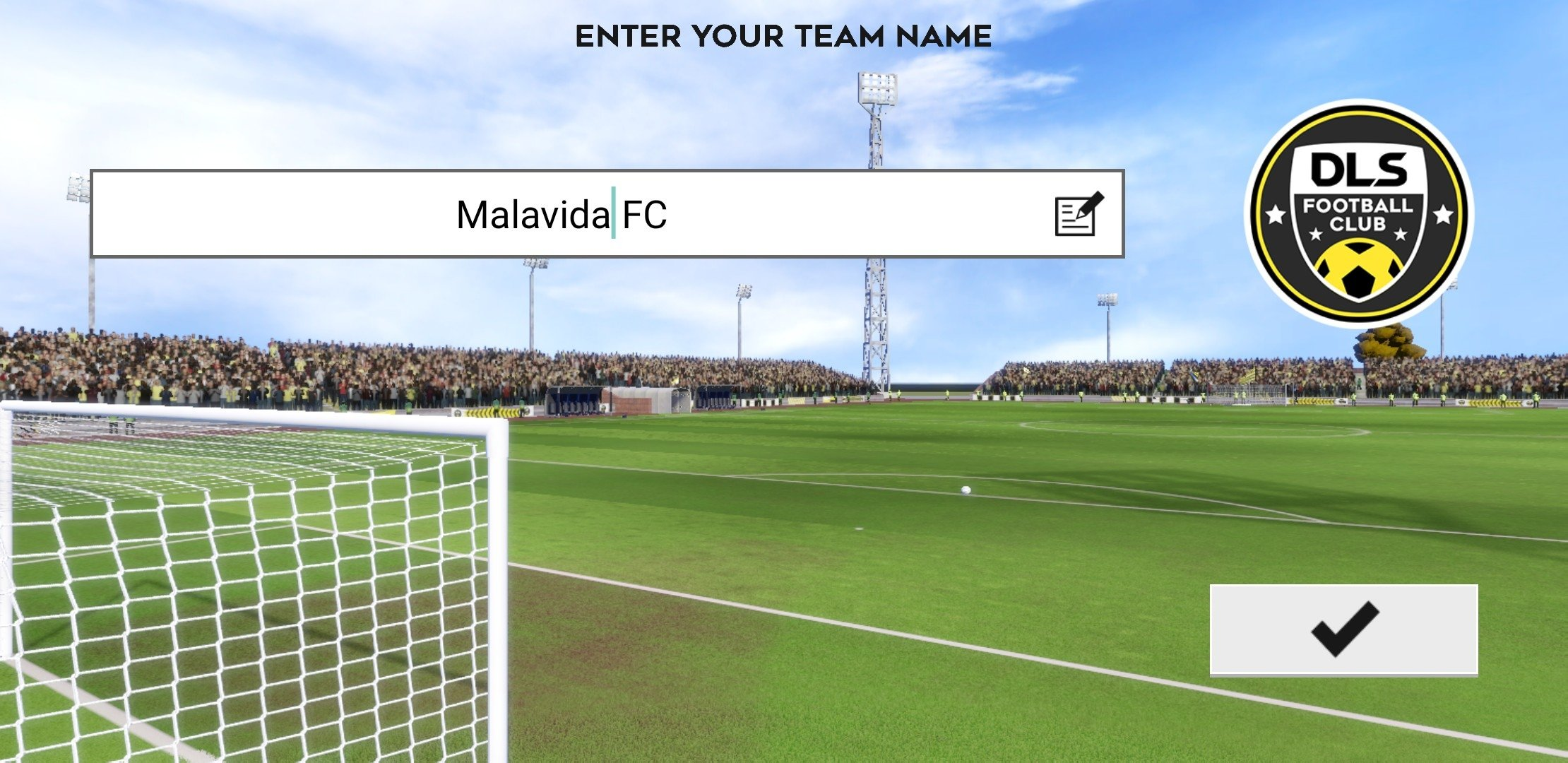Download Dream League Soccer 2018 5.054 Android - APK Free