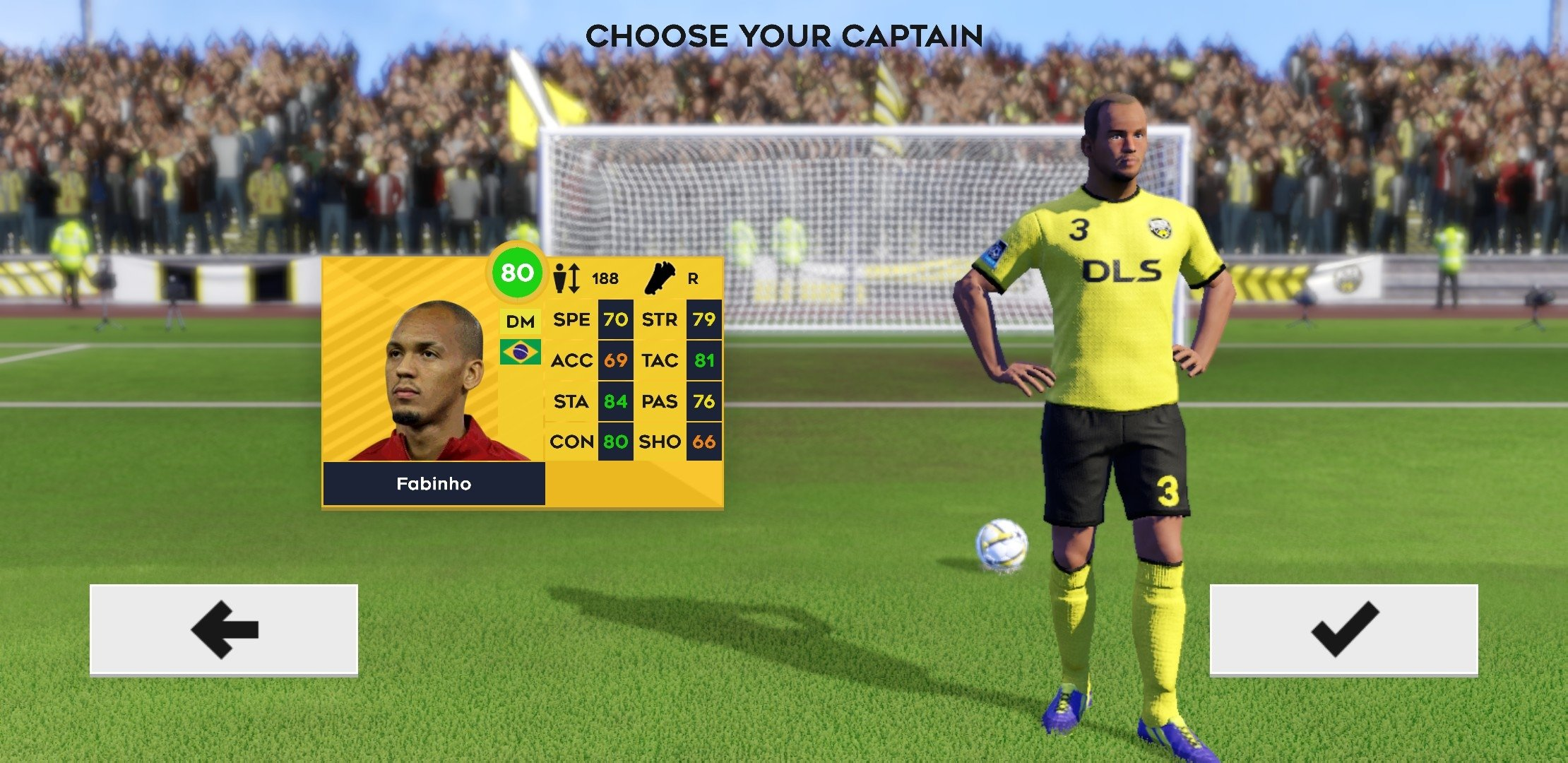 Download Dream League Soccer 2018 5 054 Android Apk Free