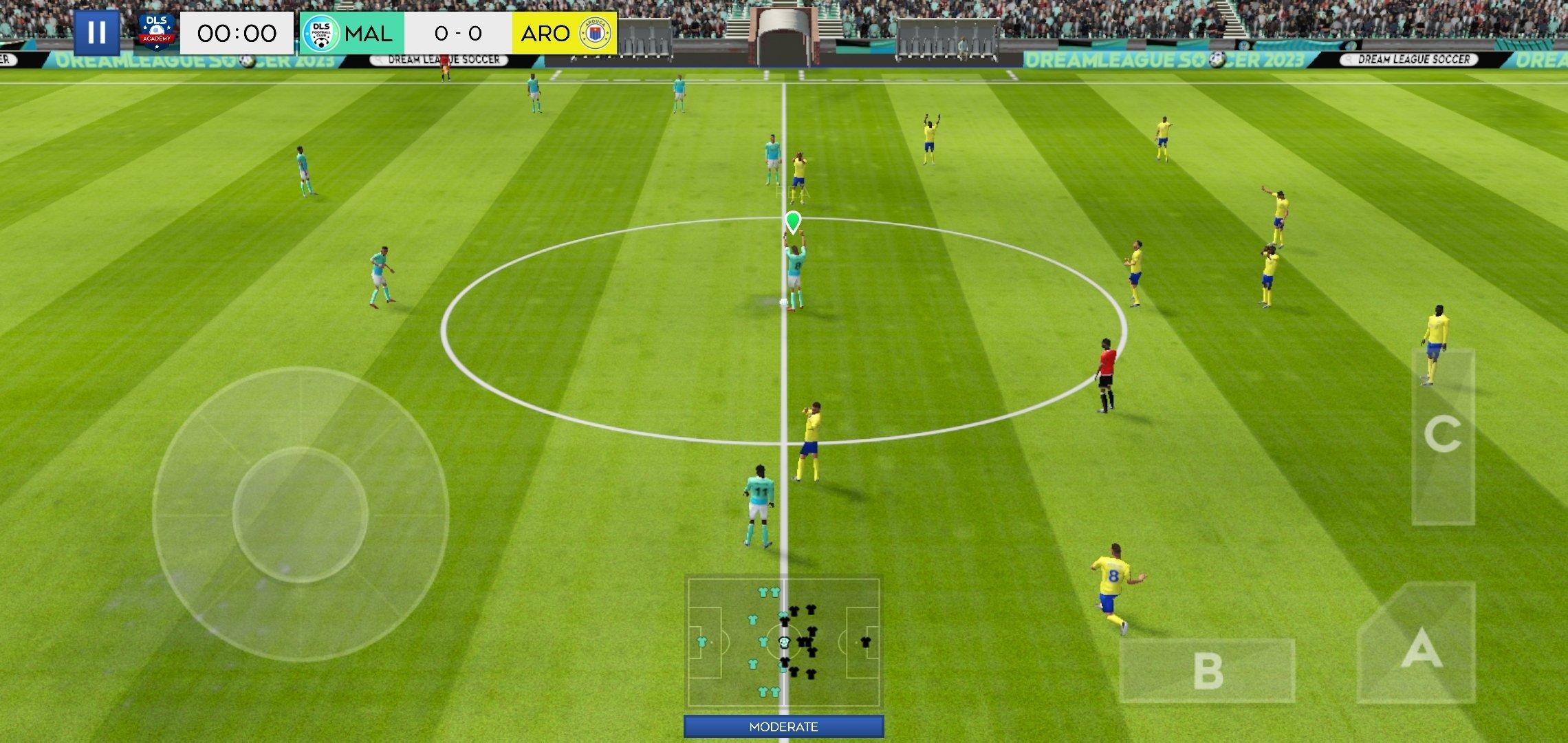 Dream League Soccer 2019 6 05 Descargar Para Android Apk Gratis