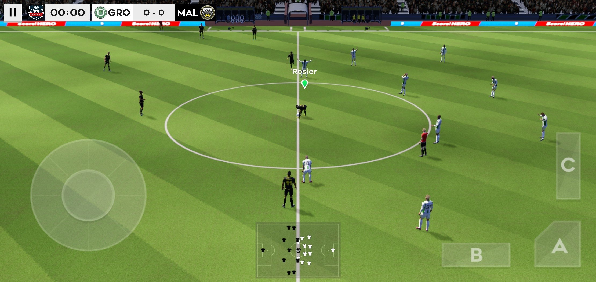 Soccer Team Iphone Wallpaper