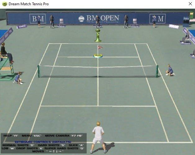 Dream Match Tennis image 7