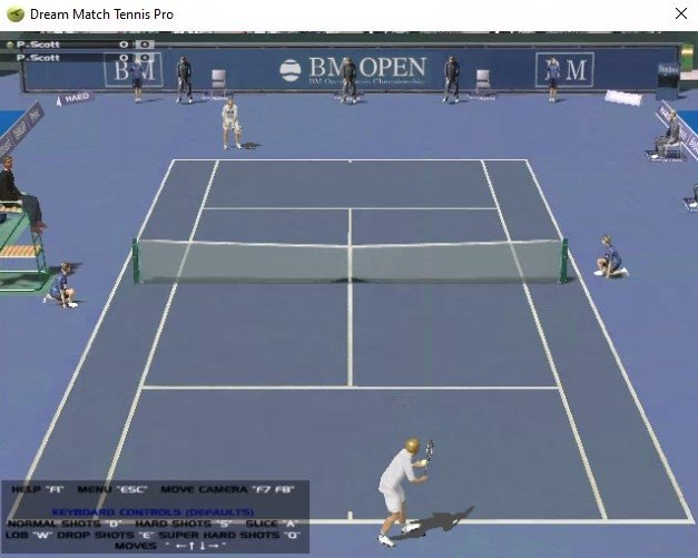 Dream Match Tennis Pro 2 37 - Download for PC Free