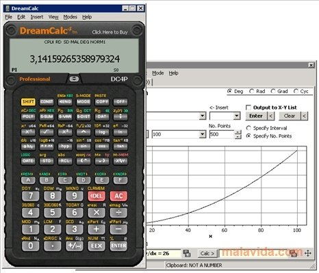 DreamCalc image 4
