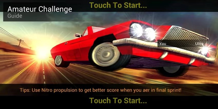 Drift Traffic Racer Android image 6