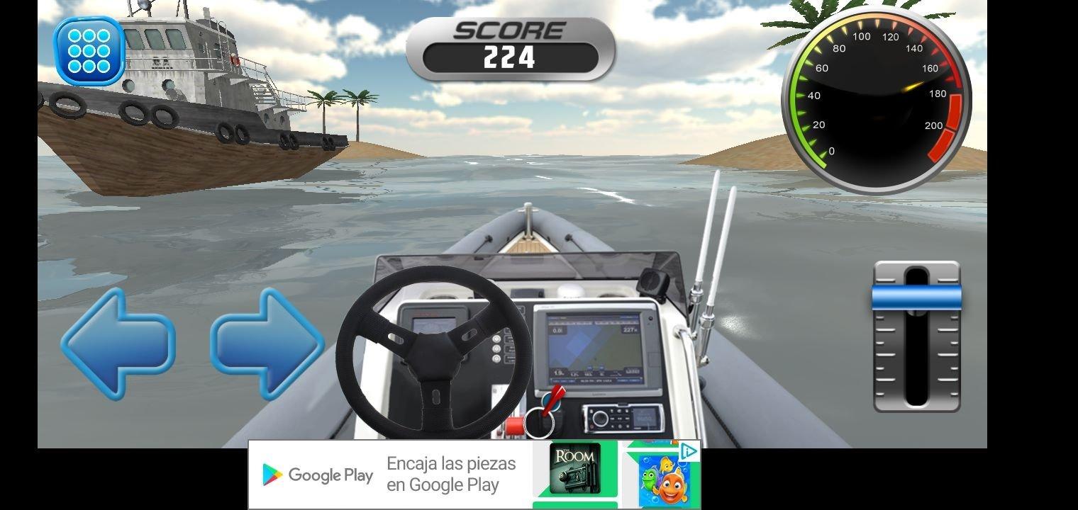 Drive Boat 3D