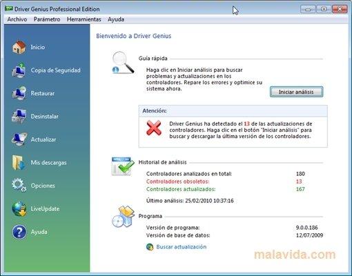 Driver Genius Professional 15.0.0.1035