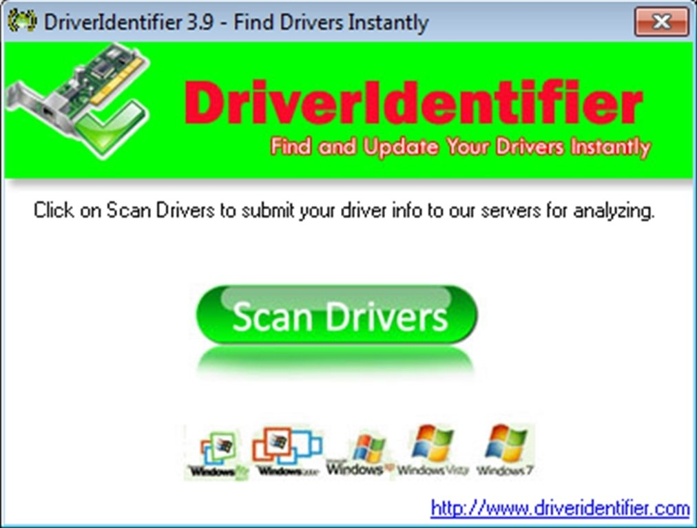 DriverIdentifier 4.2.8
