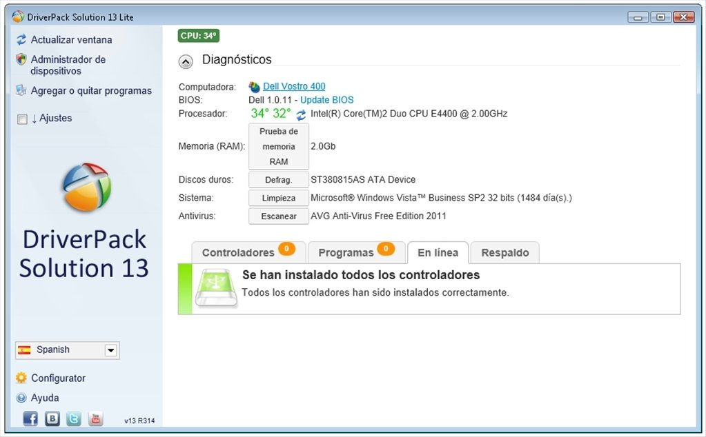 Download driverpack solution 12