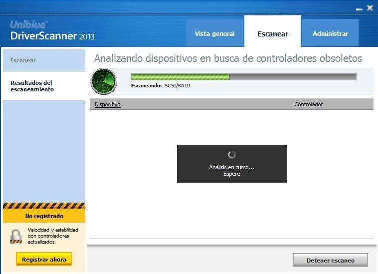 DriverScanner image 3