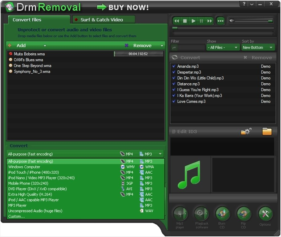 DRM Removal 7 8 4 - Download for PC Free