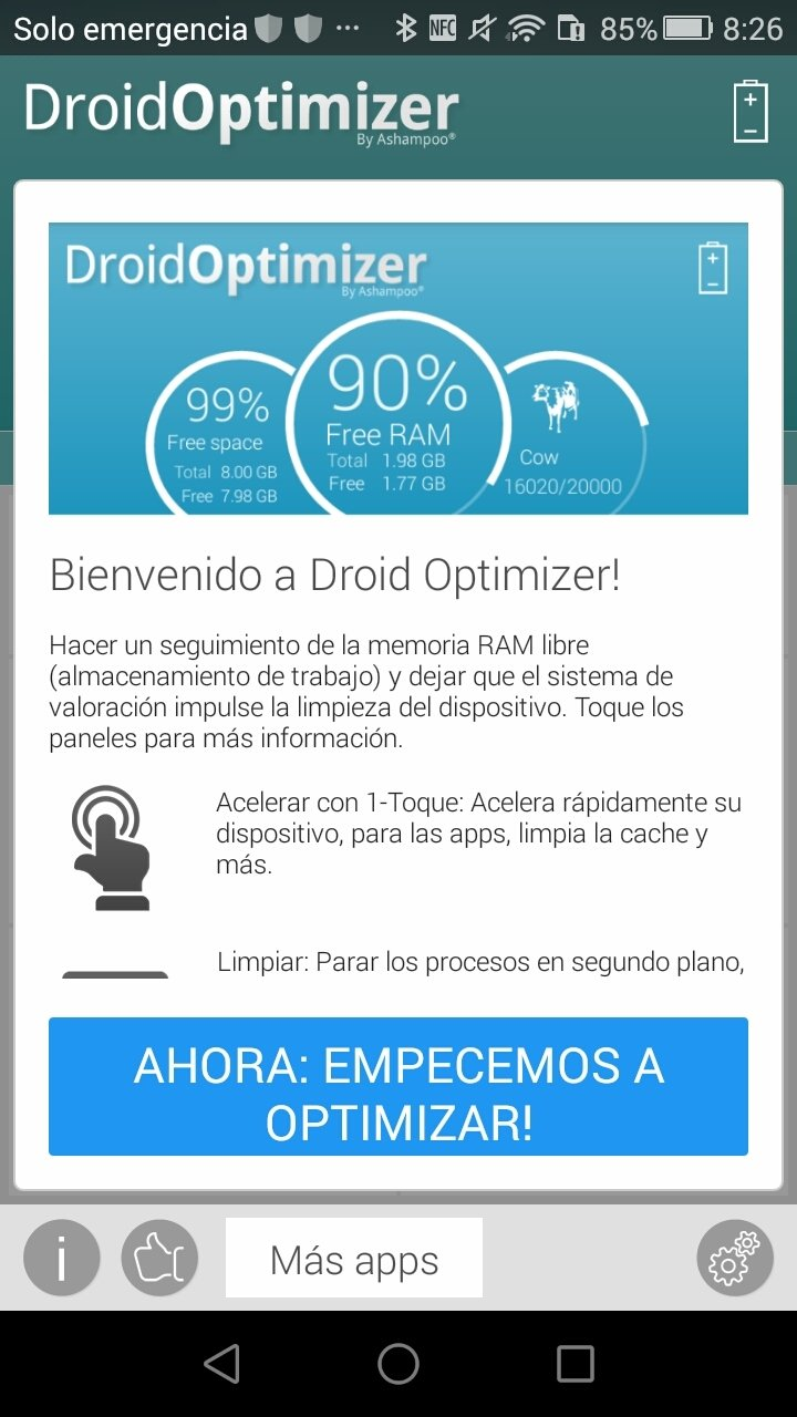 Droid Optimizer Android image 7