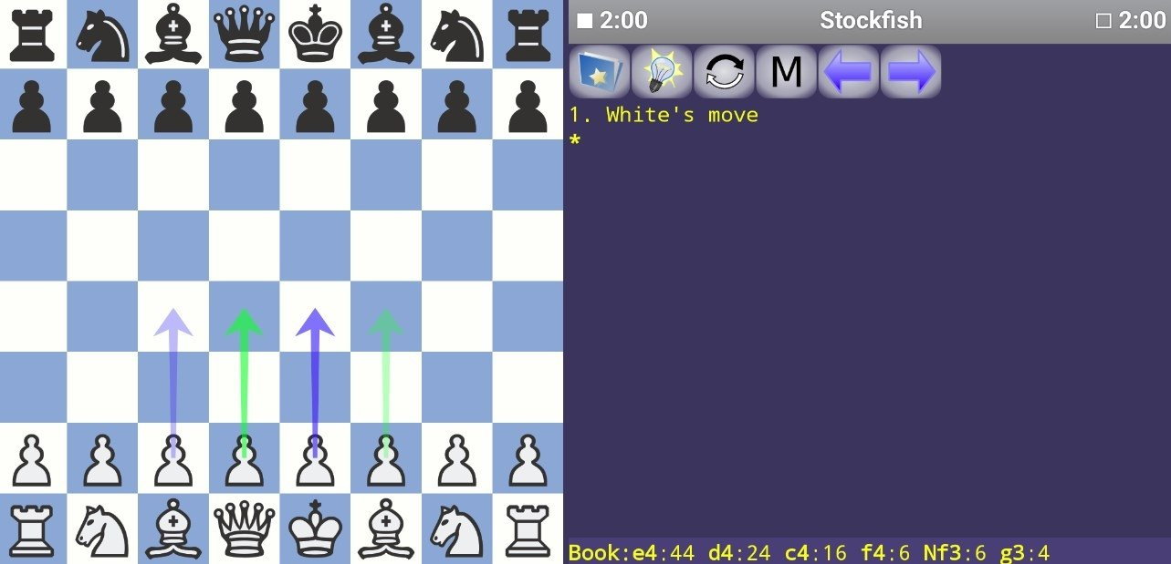 DroidFish Chess 1 74 - Download for Android APK Free
