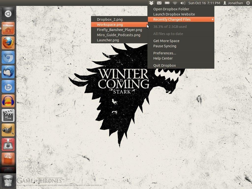 Dropbox Linux image 2